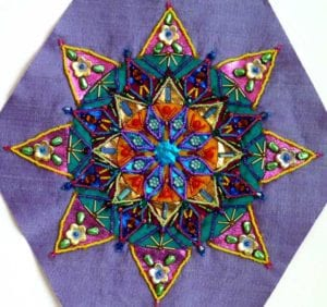 New! 3D Bead Embroidery 75
