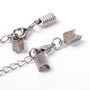 Silver Extension Chain