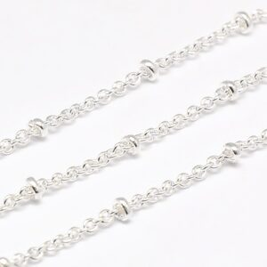 Silver Plated Jewellery Chain